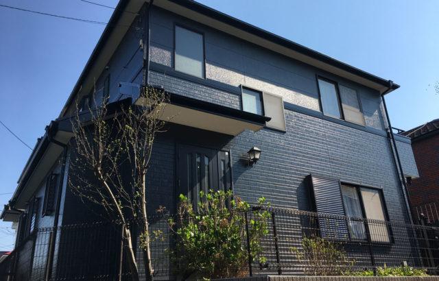 栃木県宇都宮市 Y様邸 屋根塗装 外壁塗装