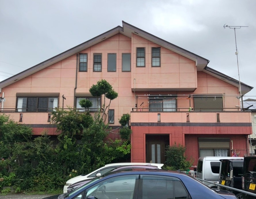 屋根外壁塗装ケイナス