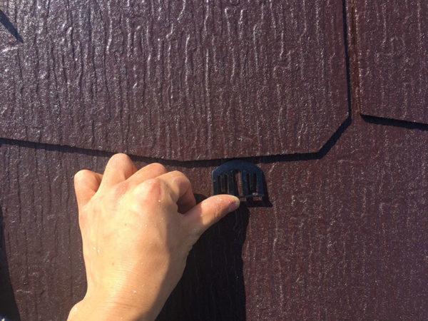 雨漏りから屋根を守る、タスペーサーとは