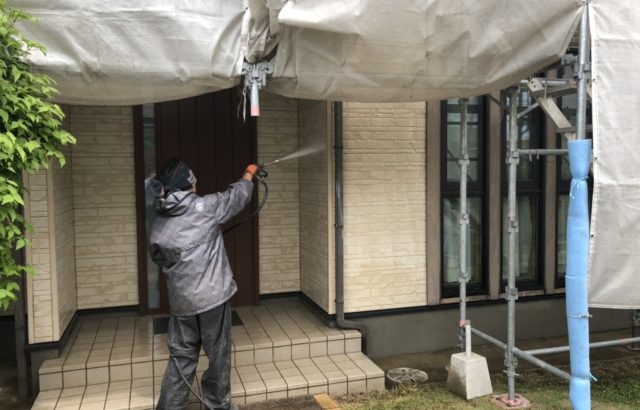 外壁塗装 宇都宮