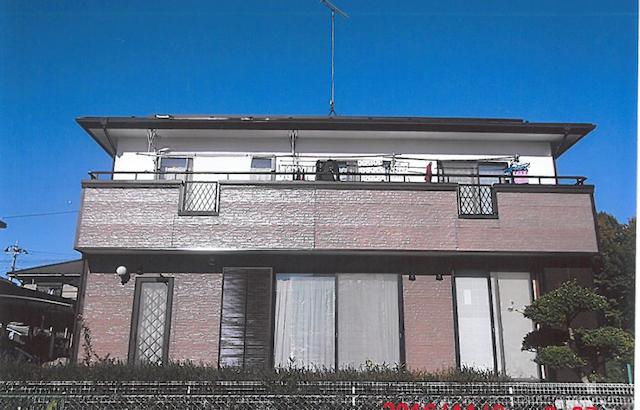 栃木県上三川町 T様 外壁塗装 屋根塗装 雨どい修理(保険適用)