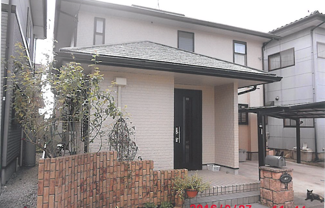 栃木県壬生町 I様 外壁塗装 屋根塗装