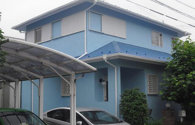 栃木県野木町 E様 外壁塗装 屋根塗装