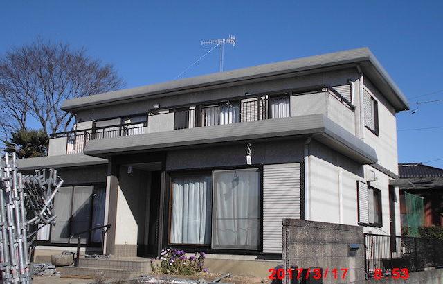 栃木県佐野市 Y様 外壁塗装 屋根塗装