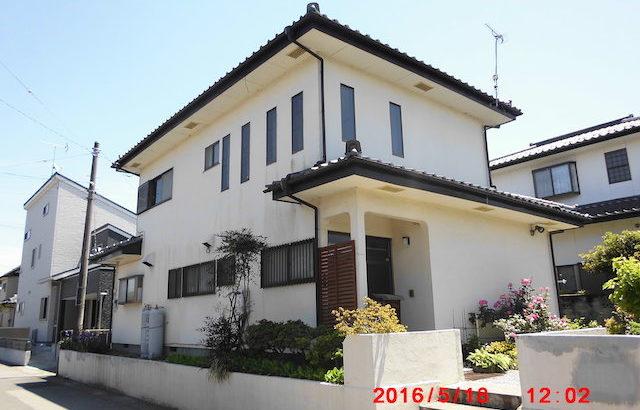 栃木県上三川町 K様 外壁塗装 屋根塗装