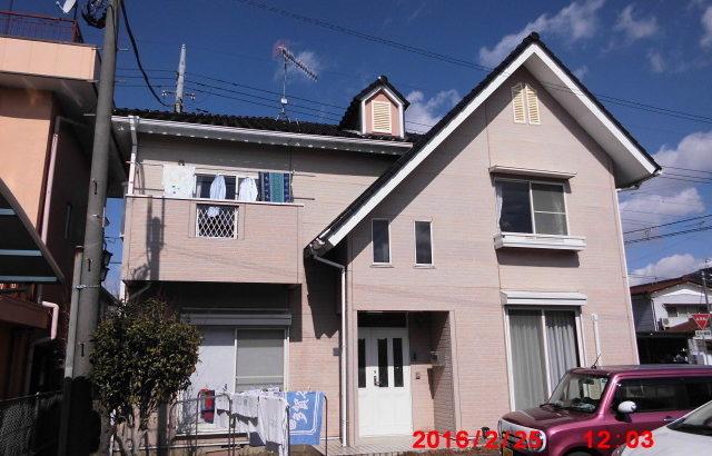 茨城県筑西市 A様 外壁塗装 屋根塗装