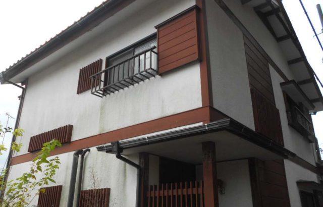 栃木県真岡市 外壁塗装 コーキング打ち替え ファイン4Fセラミック