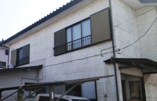 栃木県小山市 外壁塗装 コーキング打ち替え プレミアムシリコン
