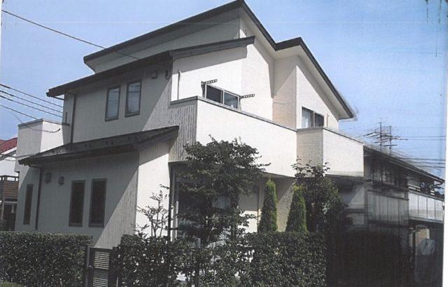 栃木県宇都宮市 外壁塗装 屋根塗装 細部塗装 シーリング工事