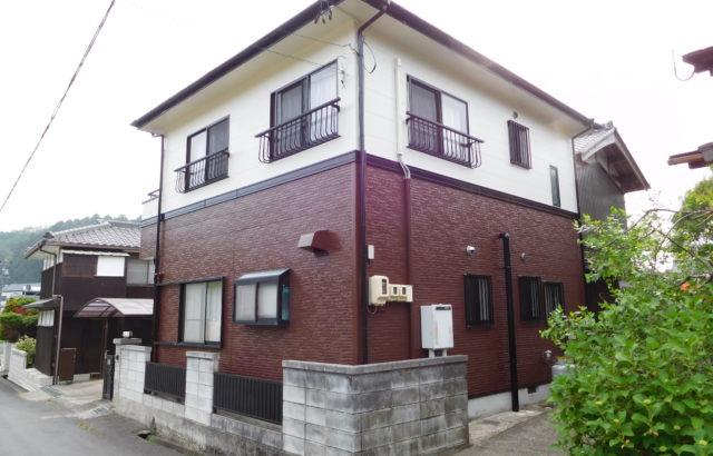 栃木県上三川町 外壁塗装 屋根塗装 シーリング工事