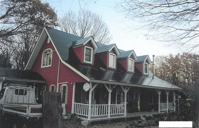栃木県鹿沼市 屋根塗装