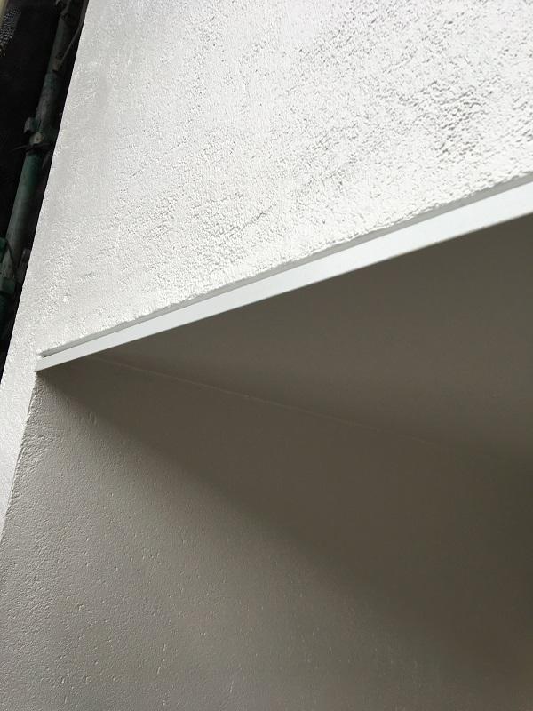 栃木県宇都宮市 外壁塗装 外壁の素材 モルタル 水谷ペイント ナノコンポジットW