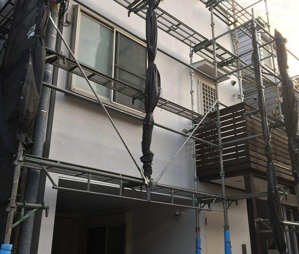 栃木県宇都宮市 外壁塗装 事前調査 DIYについて (1)
