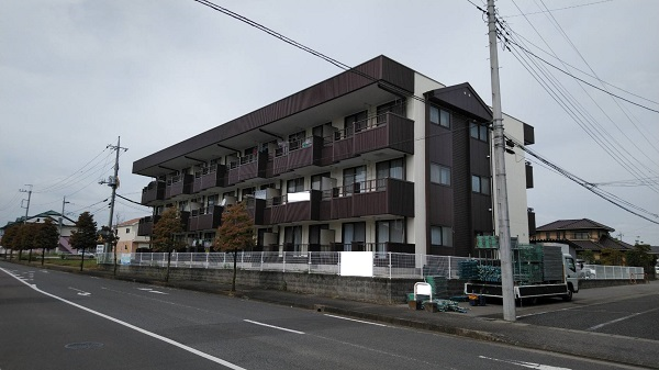 栃木県栃木市 外壁塗装 コーキング工事