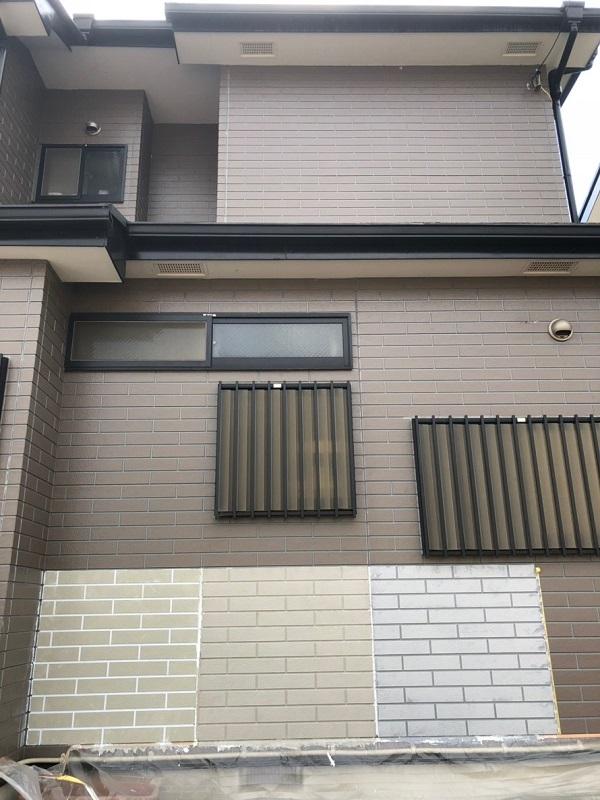 栃木県日光市 外壁塗装 付帯部塗装 外壁塗装の工程 ルミステージ®