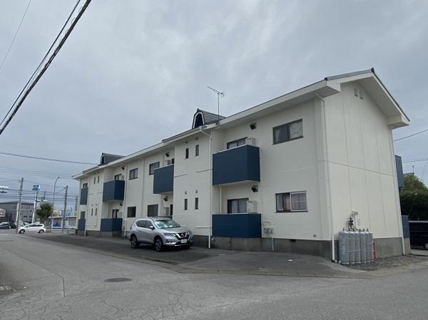 栃木県河内郡上三川町 屋根塗装、外壁塗装 完工 アステック スーパーシャネツサーモF 超低汚染リファイン1000MF-IR (1)