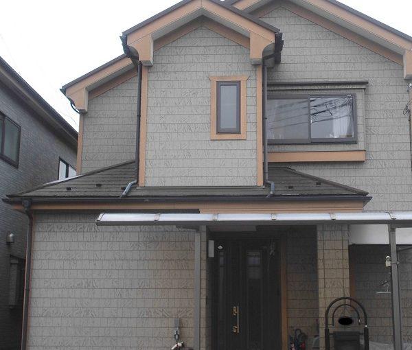 栃木県河内郡上三川町 外壁塗装 屋根塗装 現場調査 無料見積もり 劣化症状