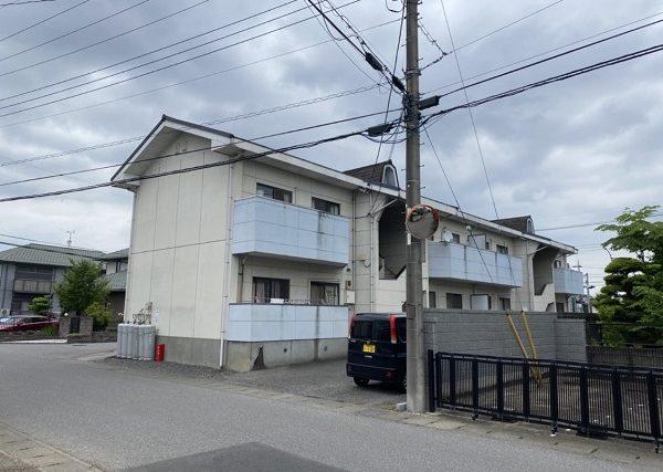 栃木県河内郡上三川町 屋根塗装、外壁塗装 現場調査 雨だれ 塗装工事を行う目的とは (2)