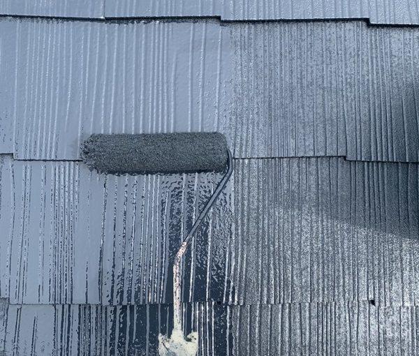 栃木県河内郡上三川町 M様邸 屋根塗装 日本ペイント サーモアイシーラー サーモアイ4F (3)