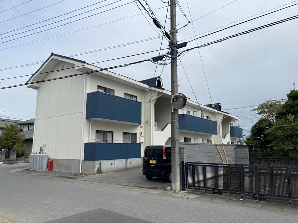 栃木県河内郡上三川町 屋根塗装、外壁塗装 完工 アステック スーパーシャネツサーモF 超低汚染リファイン1000MF-IR (2)