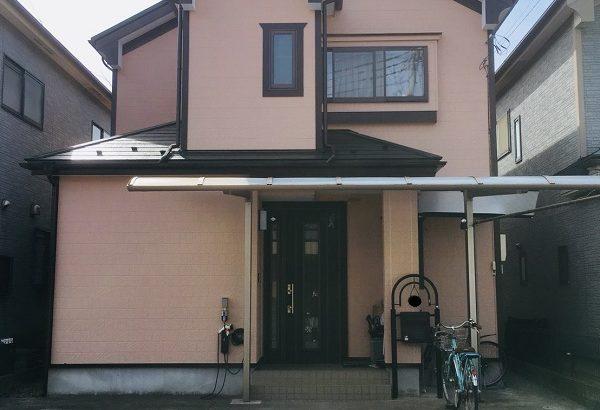 栃木県河内郡上三川町 H様邸 外壁塗装・屋根塗装・付帯部塗装