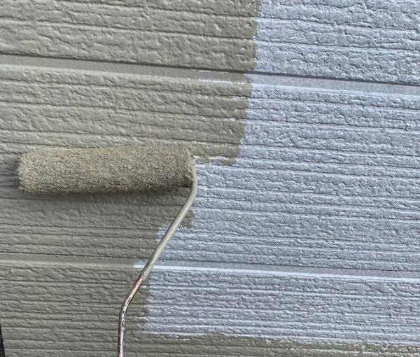 栃木県河内郡上三川町 M様邸 外壁塗装 下地処理 手順 (1)
