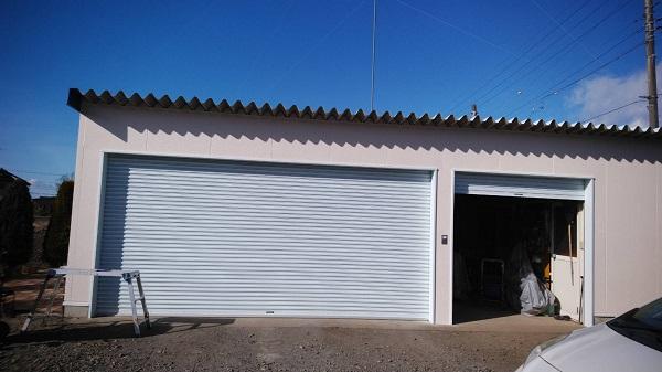 栃木県真岡市 屋根塗装 外壁塗装 車庫塗装 シャッター塗装が難しい理由 目荒らしとは