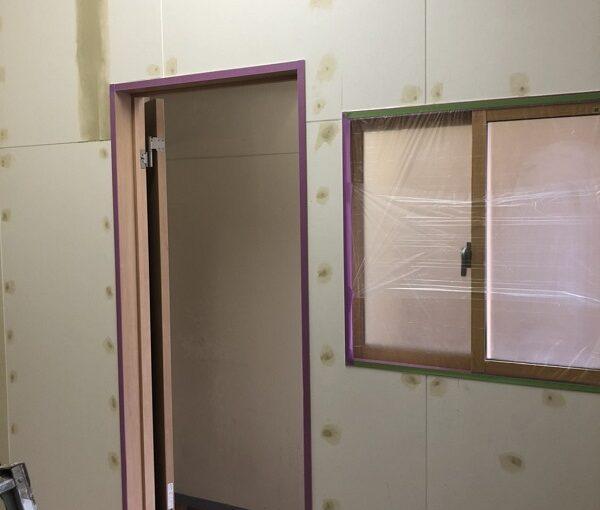 栃木県下野市 内壁塗装 工程 当社の事業内容 F☆☆☆☆とは (2)