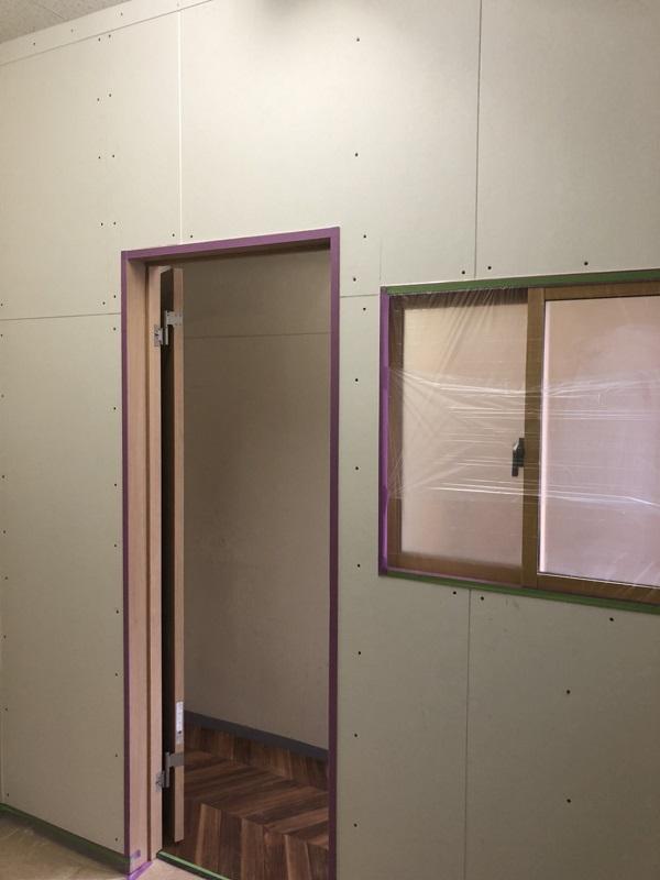 栃木県下野市 内壁塗装 工程 当社の事業内容 F☆☆☆☆とは (1)