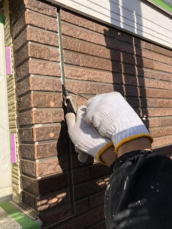 栃木県矢板市 外壁塗装 付帯部塗装 シーリング打ち替え工事 オートンイクシード (3)