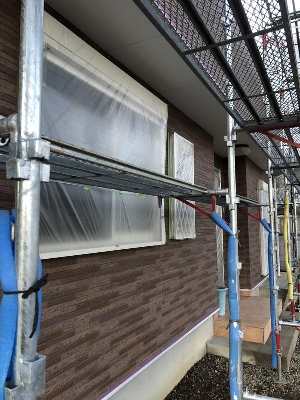 栃木県矢板市 外壁塗装 付帯部塗装 下地処理 養生とは (3)