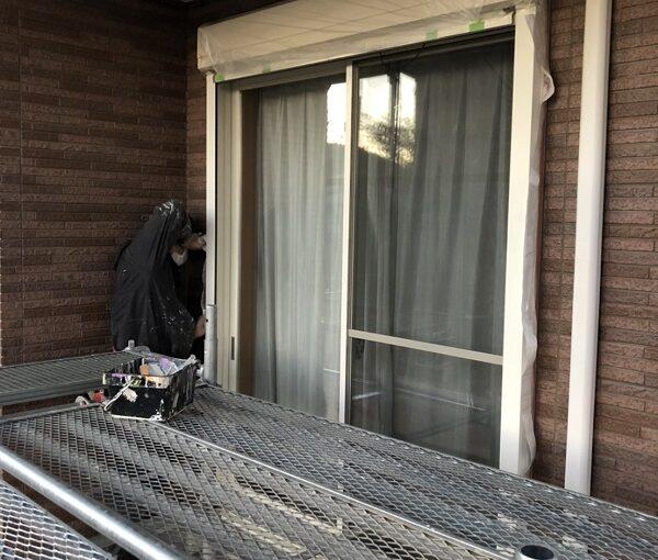 栃木県矢板市 外壁塗装 付帯部塗装 下地処理 養生とは (2)
