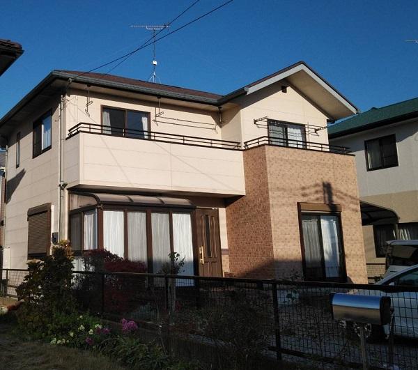 栃木県真岡市 O様邸 屋根塗装 外壁塗装 (2)