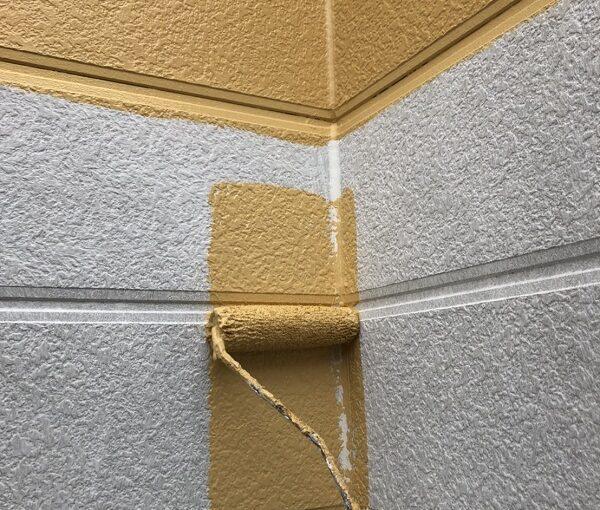 栃木県鹿沼市 屋根塗装・外壁塗装 日本ペイント パーフェクトサーフ パーフェクトトップ (2)
