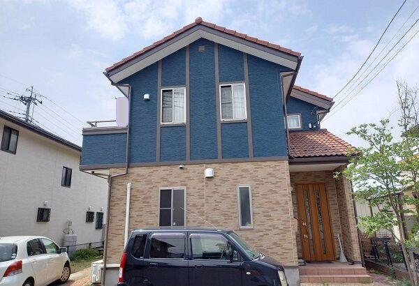 栃木県足利市 N様邸 屋根塗装・外壁塗装・付帯部塗装