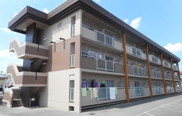 栃木県鹿沼市 アパート補修工事 外壁・屋根塗装 付帯塗装